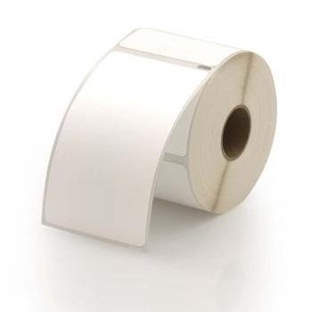 Etiquetas Estandar Blancas Papel