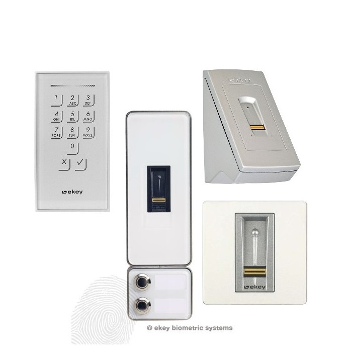 Control acceso - Ekey
