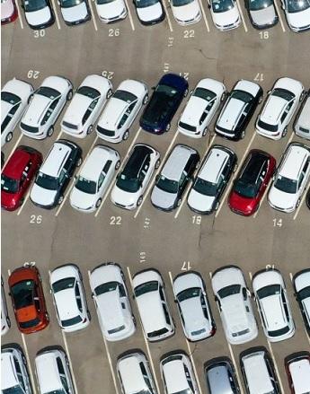 Localización de coches en tiempo real