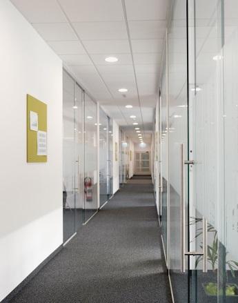 Control acceso edificio oficinas